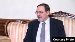 Чрезвычайный и Полномочный посол России в Армении Иван Волынкин. фото: slaq.am