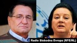 Muris Čičić i Svetlana Cenić