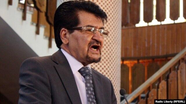General Zahir Azimi