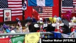 Iамеркан Цхьанатоьхна Штаташ -- Бостонехь эккхийтар дина меттиг бархI де даьллачул тIпаьхьа, 23Оха2013