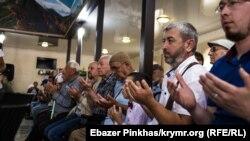 Собрание «Крымской солидарности», архивное фото