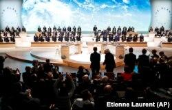 Парижское соглашение по климату, декабрь 2017