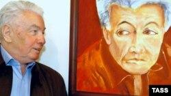 Художественная выставка писателя Войновича