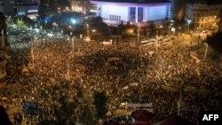 Протести в Бухаресті, 4 листопада 2015 року