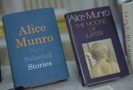 Alice Munro-nun kitabları