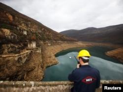 Akumulacijsko jezero kod Trebinja