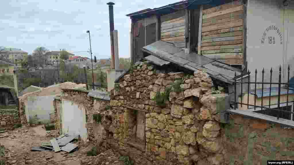 Этому дому было более 130 лет, вскоре на его месте построят новый