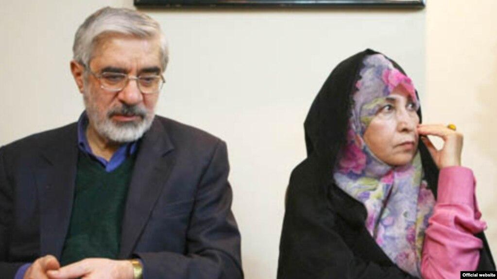 Risultati immagini per میرحسین موسوی و رهنورد