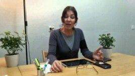 Балли Мажецтің Польша президент сайлауына неліктен кендидатурасын ұсынғанын түсіндіріп отырған видеоүндеуінен алынған скриншот.