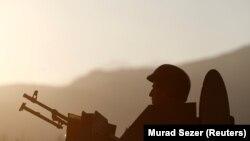 Թուրքական բանակի զինծառայող, արխիվ