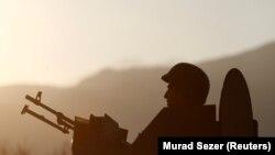 Турски војник во Килис