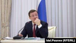 Samara regionynyň gubernatory Dmitriý Azarow bu işi özüniň derňejekdigini aýdýar.