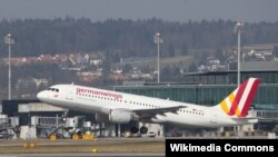 Пассажирский самолет Airbus A-320-200 авиакомпании Germanwings