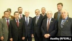 Закиров Татарстан депутатлары белән Кырымда февраль азагында булган иде