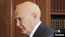 Presidenti grek Karolos Papulias