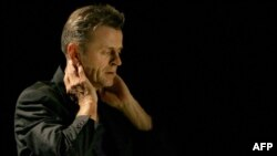 Mikhail Baryshnikov (in file photo) is widely regarded as one of the