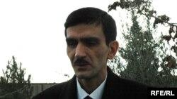 Журналист Мушфиг Гусейнов, Баку, 26 декабря 2009 года