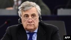 Avropa Parlamentinin yeni prezidenti Antonio Tajani