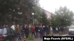 Biračko mesto - Tehnička škola, Mitrovica
