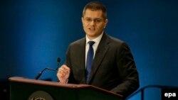 Treće mesto u trci za genseka UN: Vuk Jeremić