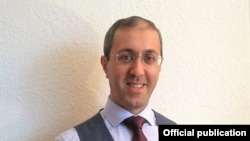 Кандидат на должность судьи Конституционного суда Гор Ованнисян (архив)