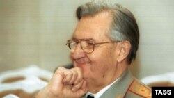 Один из гэкачепистов Валентин Варенников