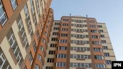 Bloc de apartamente în Chişinău