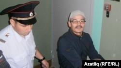 Рафис Кашапов в суде в Набережных Челнах (архивное фото)