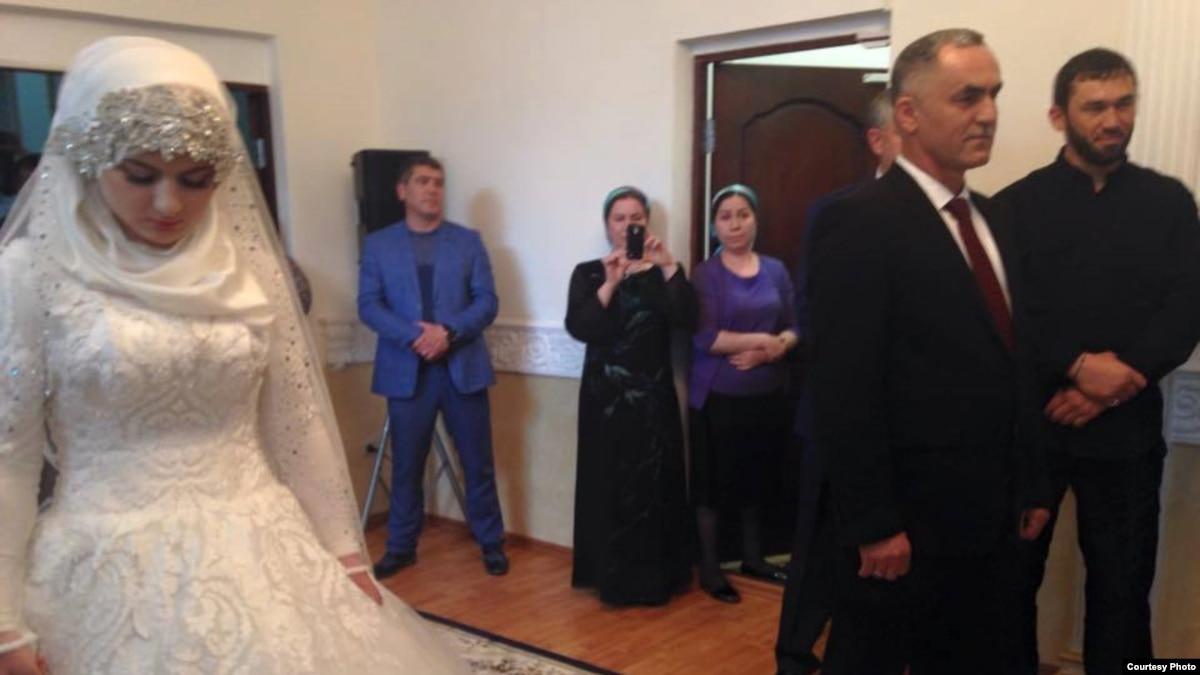 Брак русского и ингушки