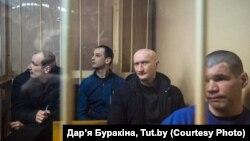 Суд у справе аб забойстве сям'і ў Бялыніцкім раёне ў 2005 годзе