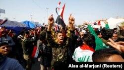 Протестувальники обіцяють опонувати будь-якій кандидатурі на посаду прем'єр-міністра Іраку, яку запропонують політичні партії
