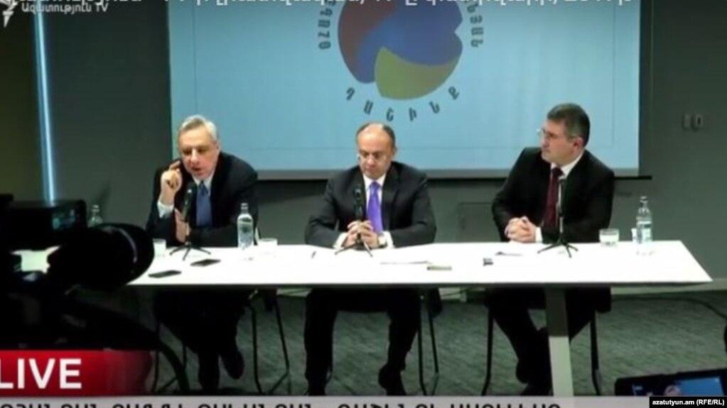 «Жаманак»: Возможности альянса «Оганян – Раффи – Осканян» пройти в парламент становятся все призрачнее