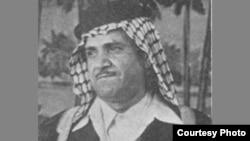 الفنان العراقي الراحل حضيري ابو عزيز