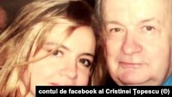 Cristina și Cristian Țopescu