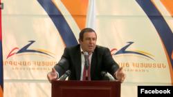 Лидер ППА Гагик Царукян, 6 июня 2020 г.