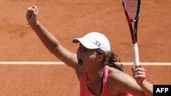 Шу йил июнида Варвара Лепченко French Open теннис мусобақасининг сўнгги 4-босқичига чиқишга муваффақ бўлди.