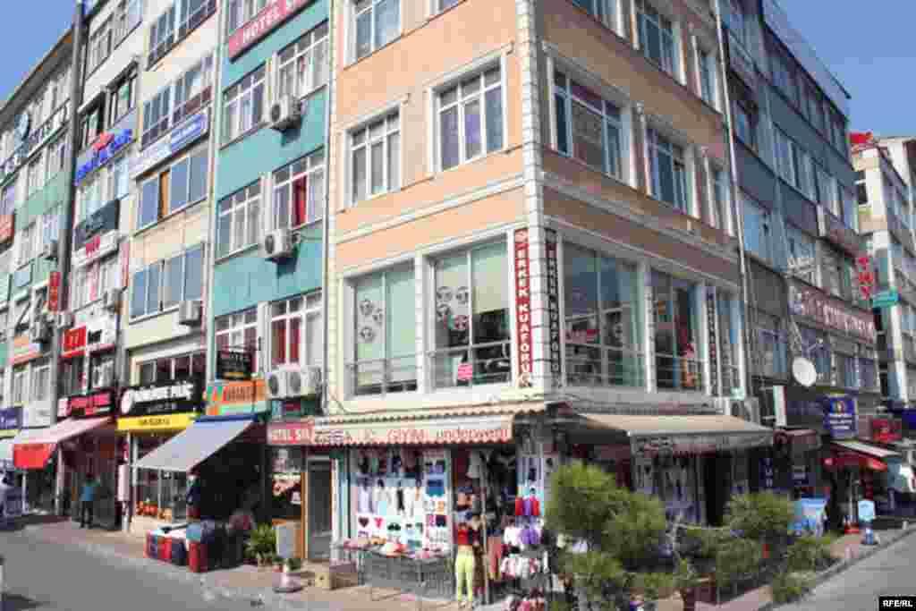 Евразиянын жүрөгү Стамбул #12