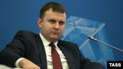 Maksm Oreshkin has served as deputy finance minister since March 2015.