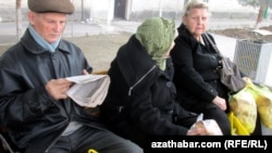Türkmenistan (arhiw suraty)