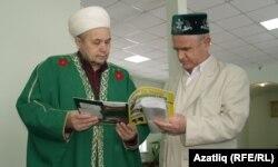 Оренбур өлкәсе мөфтие Габделбарый хәзрәт (с) һәм фермер Хөсәен Хәсәнов