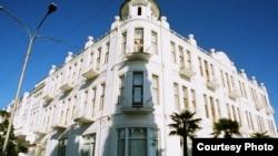 Čuveni Ritsa hotel u centru Sukhumia, arhiv