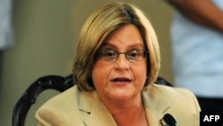 Representative Ileana Ros-Lehtinen (Republican, Florida), chairwoman of the House Foreign Affairs Committee