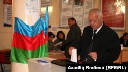 Aparıcı müxalifət partiyaları Azərbaycan parlamentinə düşmədi