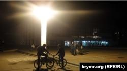 Світлові вежі, Сімферополь