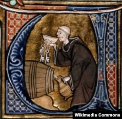 Монахи сыграли решающую роль в истории вина в эпоху Средневековья