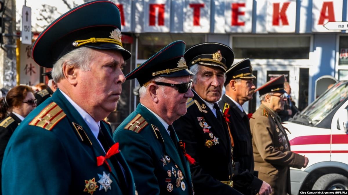 Доплата военным пенсионерам