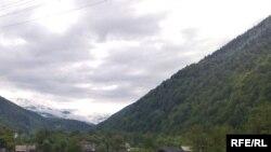 Горы Грузии. Иллюстративное фото.