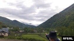 Там, за перевалом - Абхазия