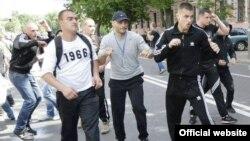 Учасники інциденту на Великій Житомирській