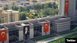 Թուրքիայի ԱԳՆ շենքն Անկարայում, արխիվ